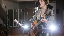 Cat Dowling during the Windmill Lane Sessions