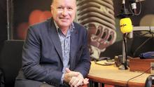 Tony Fenton at work in Today FM