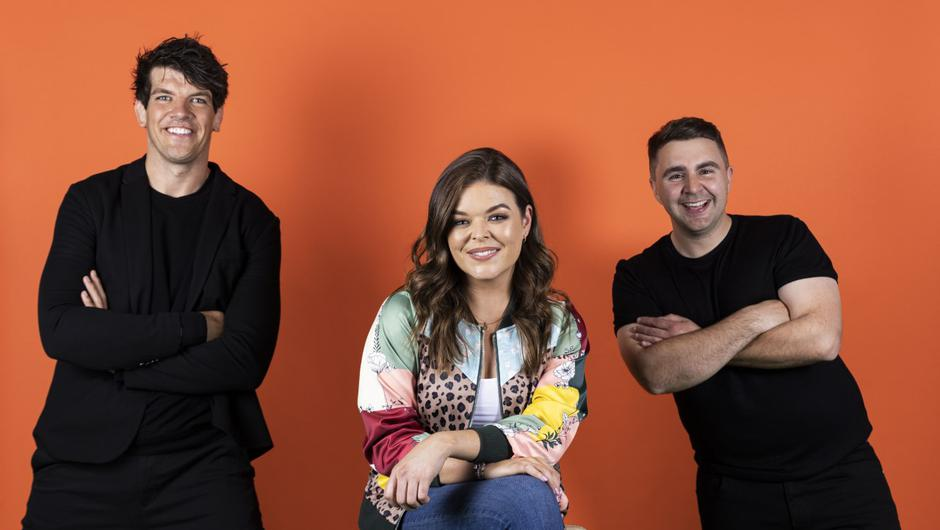 Doireann Garrihy will continue to host the new 3-hour show, and will be joined by two new co-hosts, 2FM presenters Donncha O'Callaghan and Carl Mullan.