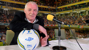 Eamon Dunphy's brilliance was to know his role and to play it in a way that, at his best, offered compelling, unmissable TV