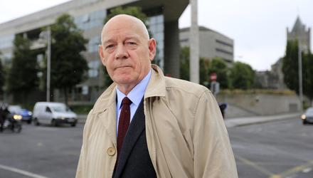 Mannix Flynn has written books and plays and TV documentaries, but political debate has been so reduced that today we need to know his view on cycle lanes in DBS. Picture by Gerry Mooney