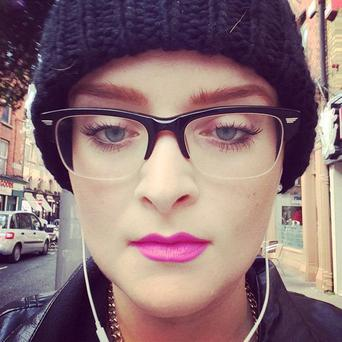 ROCK DJ: Louise McSharry gets ready to return to 2fm