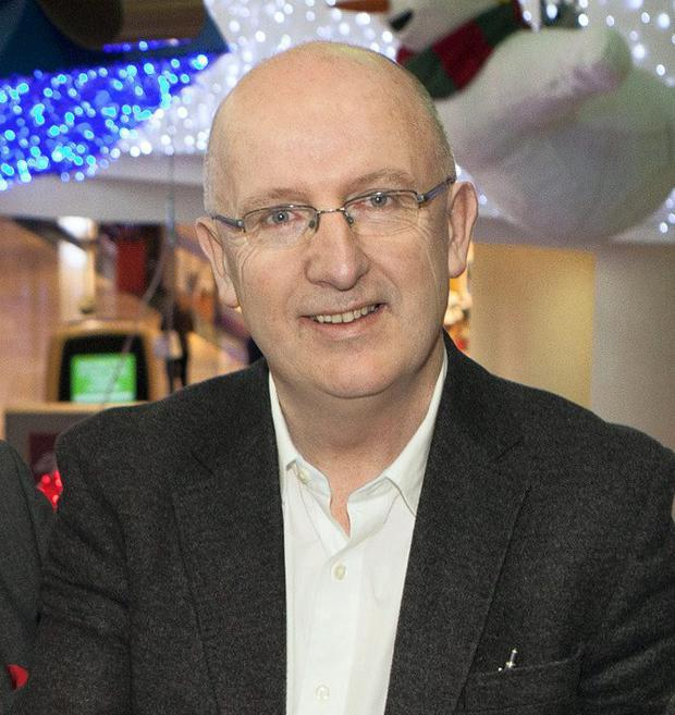 RTÉ presenter John Murray