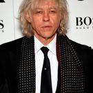 Bob Geldof: has spent the last forty years complaining about the country of his birth, anywhere he's allowed.