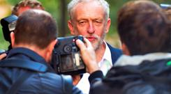 Jeremy Corbyn: British politics is about to get ready to rumble