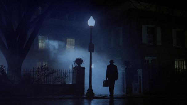 Scary: 1973 horror movie, The Exorcist