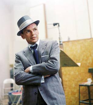 Frank Sinatra: woven deep into the fabric of things