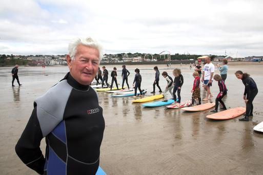 Beach boy: Ireland's first surfer, Joe Roddy