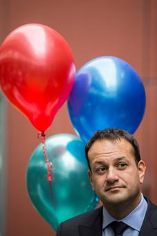 Leo Varadkar - it's unusual for anyone to take over as Taoiseach from the Department of Social Protection.