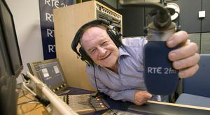 Seamless operator: Gogan is moving from 2FM to RTÉ Gold. Photo: Mark Condren