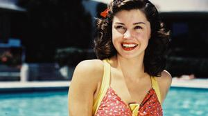 Actress Esther Williams took on movie boss Louis B Mayer to sign a lucrative swimsuit advertising contract