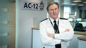 Superintendent Ted Hastings (Adrian Dunbar) PIC World Productions - Photographer: Steffan Hill