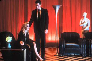 Fire walk with me: Laura (Sherilyn Fenn) and Cooper (Kyle Mac-Lachlan) in Twin Peaks