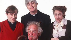 "John Boland had said that the makers of Father Ted ""should have quit while they were ahead"""