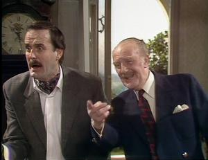 Fawlty Towers episode was temporarily pulled from streaming site