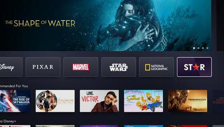 Star streaming service will offer Disney+ customers far more 'grown-up' content. Photo: Disney+.
