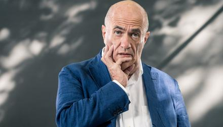 Writer Colm Tóibín attending a photocall during the annual Edinburgh International Book Festival in August 2017. Picture by Roberto Ricciuti/Getty Images