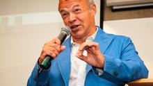 Spotlight: Graham Norton's star has expanded since he wrote his first memoir 10 years ago.