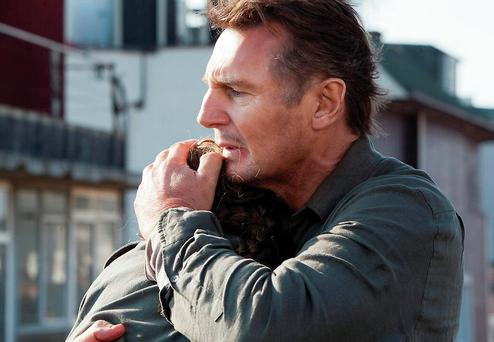 Liam Neeson's sister's son Ronan is fighting for his life