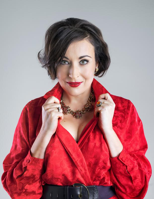 Lucy Cohu as Terry Keane
