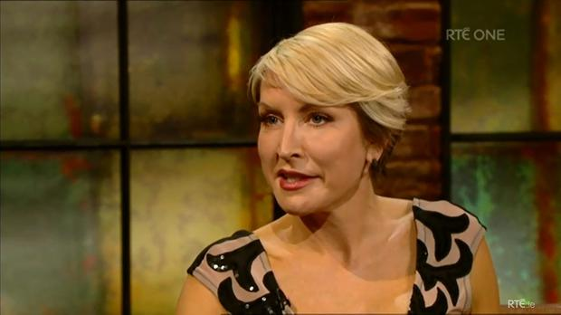 Let it be: Heather Mills didn't want to talk about ex-husband Paul McCartney on The Late Late Show last week