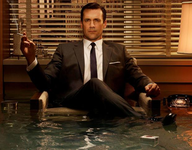 So long, Don: Jon Hamm admits he has no grand plan for life after Mad Men