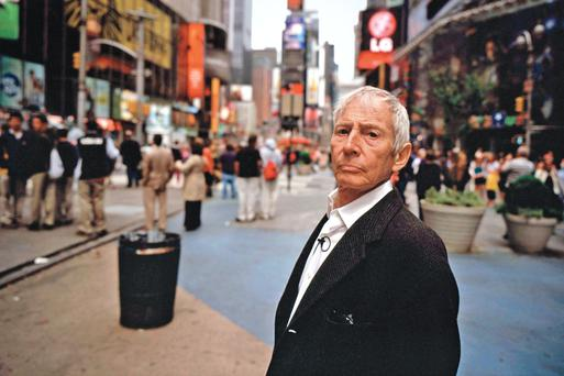 Tangled web: Robert Durst