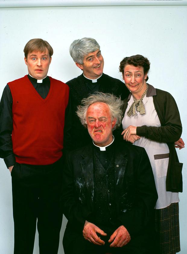 Complete Father Ted Box Set - All 4, anytime