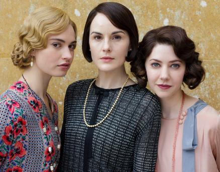 Downton Abbey returns to ITV on Sunday