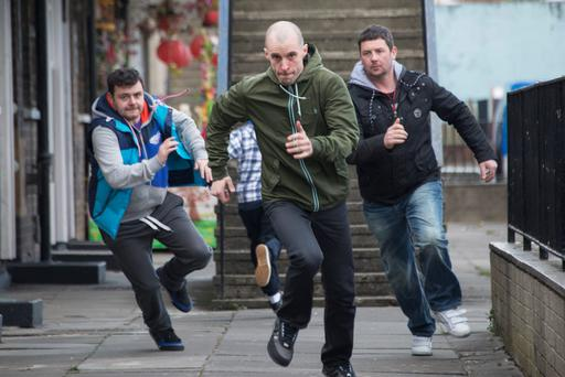 Winds of change: Love/Hate has been one of RTÉ's big successes.
