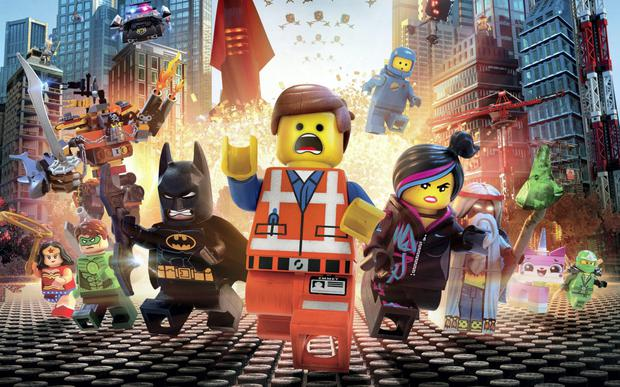The Lego Movie.