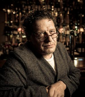 Marco Pierre White: I treated the Catholic Church like a supermarket. Photo: Kip Carroll
