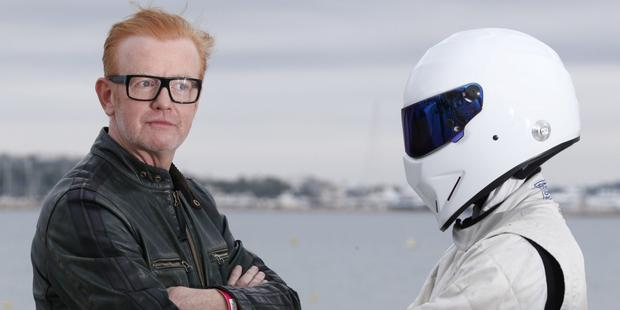 Up a gear: Can Chris Evans give Jeremy Clarkson a run for his money?