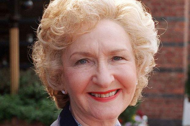Eileen (85) will leave the soap after 55 years