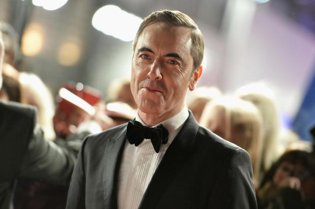 Prolific: James Nesbitt, whose new role as flawed superhero Harry Clayton, in 'Lucky Man', was created by legendary comic-book writer Stan Lee. Photo: Jeff Spicer/Getty Images