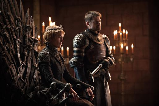 Nikolaj Coster-Waldau as Jaime Lannister Lena Headey as Cersei Lannister