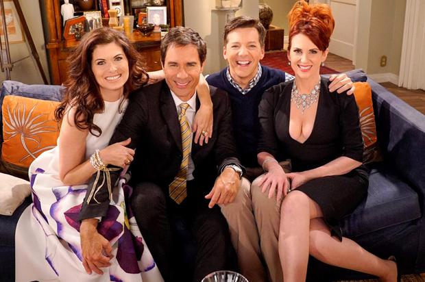 Old favourite: Will & Grace has had a modern reboot