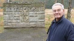 Tomi Reichental at Bergen-Belsen