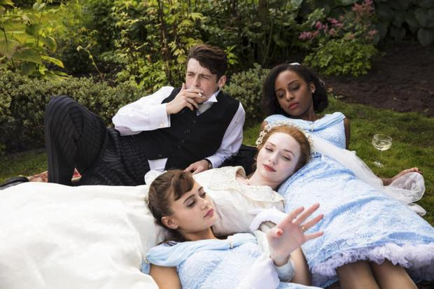Life in Sunny Point: The cast of BBC's The Ordeal of Innocence