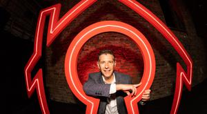Dermot Bannon has partnered with Vodafone
