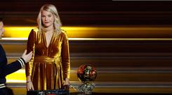 Martin Solveig asks Ballon d'Or winner Ada Hegerberg if she knows 'how to twerk'