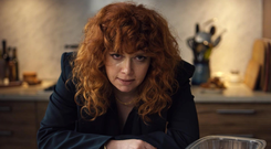 Natasha Lyonne's character in Russian Doll keeps dying and coming back to life on her 36th birthday