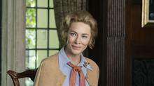 Cate Blanchett as Phyllis Schlafly