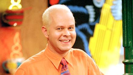 Actor James Michael Tyler, who played Gunther in Friends
