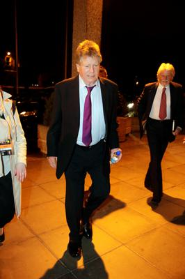 Ryan O'Neal at RTE for The Late Late Show