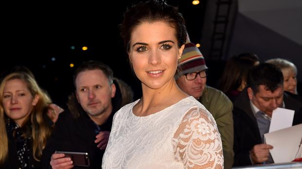 Atkinson first became famous in the Channel 4 soap Hollyoaks (Matt Crossick/PA)