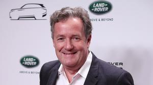 Piers Morgan will sit down with Donald Trump in first international interview (Jonathan Brady/PA)