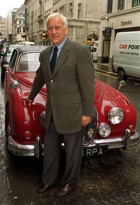 Iconic role: John Thaw as the grumpy Inspector Morse