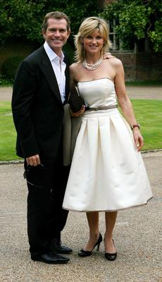 Anthea Turner Husband Might Have Stayed With Me If We D Had Kids Independent Ie