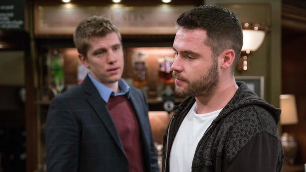 Robron have been (Amy Brammall/ITV)